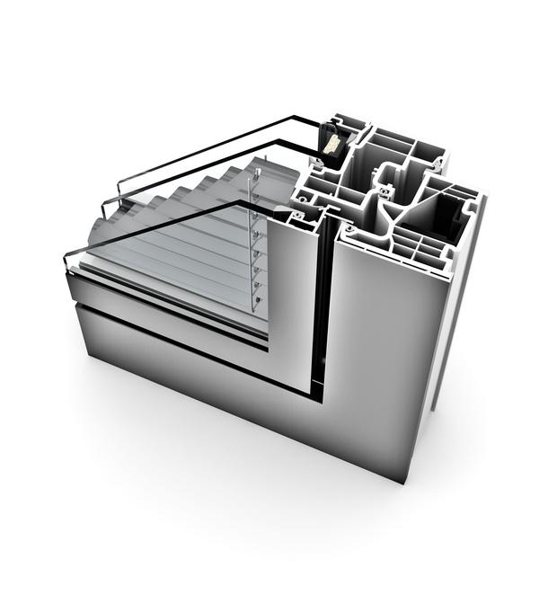 Finestra in pvc alluminio internorm it - Doppia finestra per isolamento acustico ...