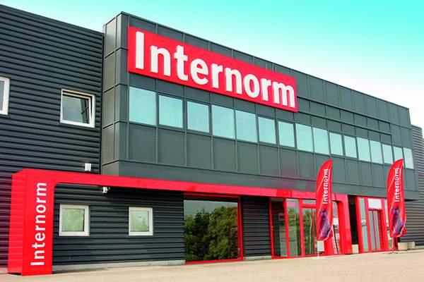Siège France Internorm à Sausheim
