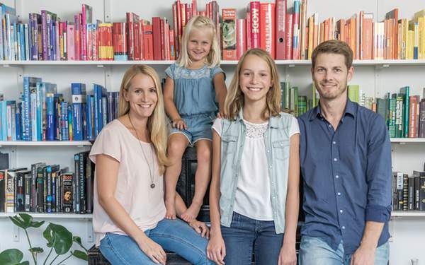 [Translate to SK-sk:] Internorm-Homestory mit Familie Sperrer