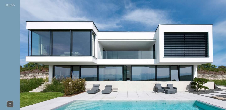 Designstil studio - Alufenster, Holz-Aluminiumfenster, Kunststofffenster - Internorm