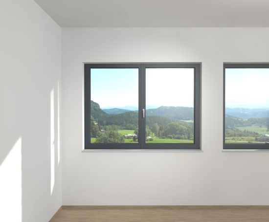 fenster internorm. Black Bedroom Furniture Sets. Home Design Ideas