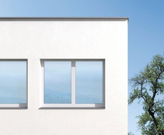 Fenster holz kunststoff aluminium for Fenster internorm